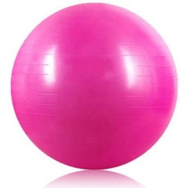 Ballon de Fitness ZIMOTA 65 CM - Rose (010420658)