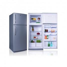 Réfrigérateur MONTBLANC 400L 2 Portes Silver (ALPHA NF40)