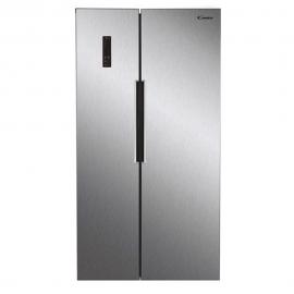 Réfrigérateur CANDY Side By Side NoFrost - 436 Litres - Silver (CHSBSV 5172X)