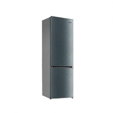 Réfrigérateur Combiné ORIENT -370L- Silver (ORCDF-370S)