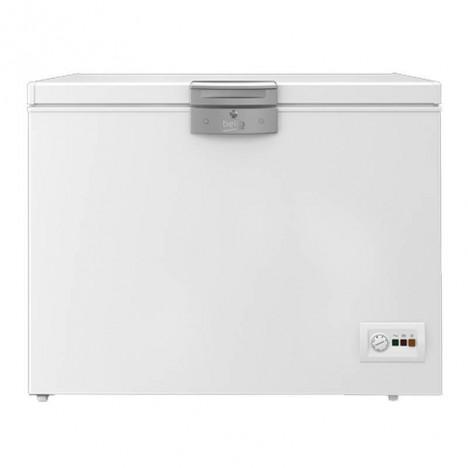 Congélateur Horizontal BEKO - 350 Litres - Blanc (HSA32502)