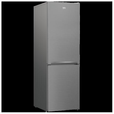 Réfrigérateur BEKO - 420 Litres - No Frost - Silver (RCNA420SX)