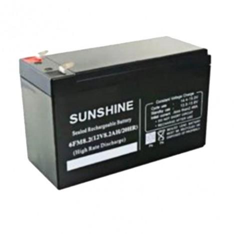 Batterie  SUNSHINE 12V - 9Ah (SH7-9)