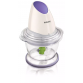 Mini Hachoir PHILIPS 1 Litre - 500W - Blanc (HR1397/10)