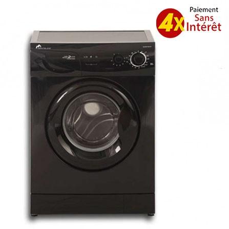 Machine a laver 5kg/600 tr - NOIR (BU642)