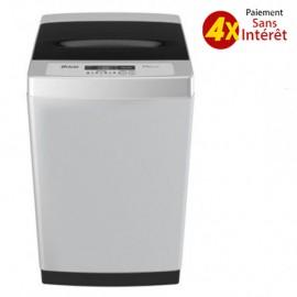 Machine à Laver Top Automatique ORIENT - 10kg - Silver (OW-T10S05)
