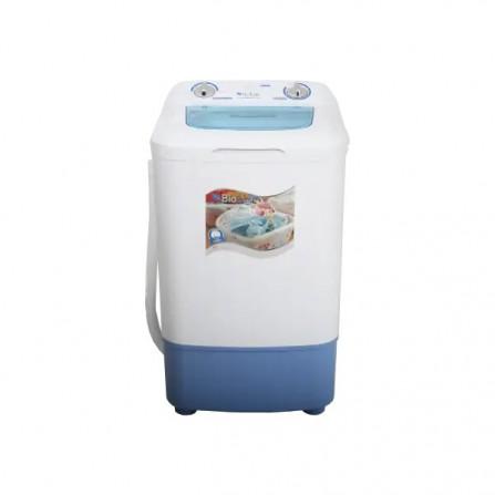Machine À Laver BIOLUX Semi-Automatique - 10 Kg - Blanc (ST 102)