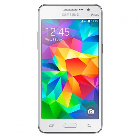Prix Telephone Portable Samsung Grand Prime Double Sim Blanc