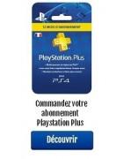 Prix abonnements et cartes prépayées PS4 Tunisie - Technopro